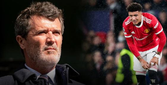 Roy Keane: Man Utd must give Sancho a little more chance